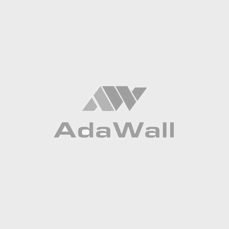 Adawall 1618 Serie | Amsterdam houses inspired modern pattern wallpaper