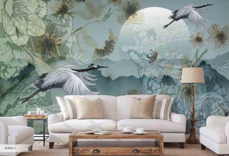 A304 Serie | Modern Style Poster Wallpaper