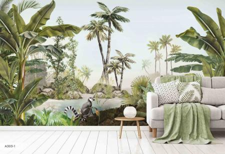 A303 Serie   Design and Colors Mural Wallpaper