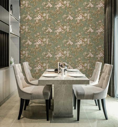 1008 Serie | Modern Floral Wallpaper