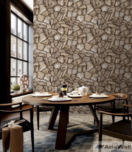 1604 Serie | Natural stone pattern wallpaper