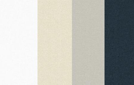 1609 Serie | Plane smooth textile texture pattern wallpaper