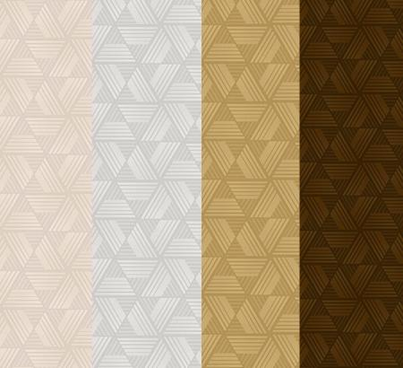 1616 Serie | Small diamond shaped plain pattern wallpaper