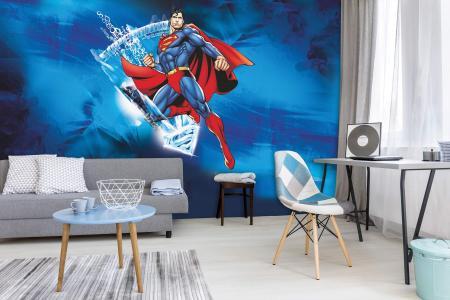 CODE WB2031 | SUPERMAN MURAL WALLPAPER