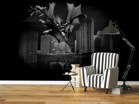 CODE WB2046 | BATMAN MURAL WALLPAPER