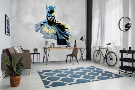 CODE WB2072 | BATMAN MURAL WALLPAPER