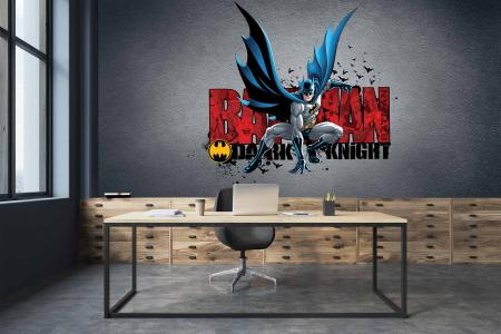 CODE WB2073 | BATMAN MURAL WALLPAPER