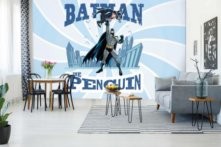 CODE WB2082 |BATMAN MURAL WALLPAPER