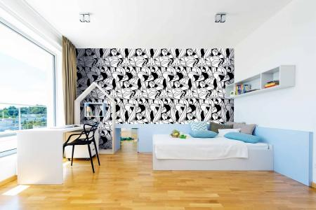 CODE WB2134 | LOONEY TUNES MURAL WALLPAPER