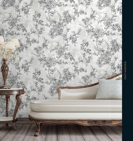 9914 Serie | Floral Pattern Trend Wallpaper
