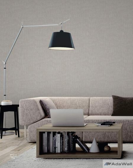 3712 Serie | Rough wool tweed texture inspired wallpaper