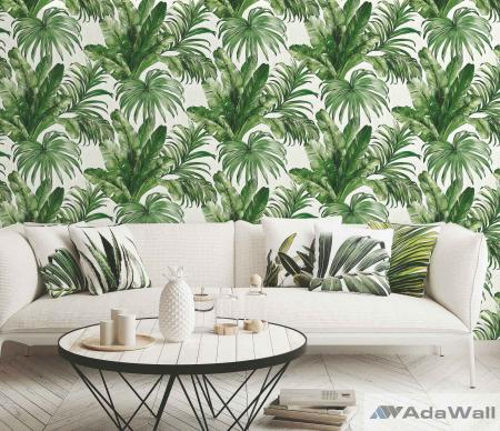 4714 Serie | Palm leaves and Tropical Jungle inspired wallpaper