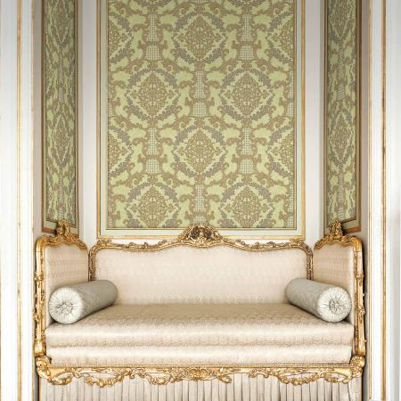 6802 Serie | Damask pattern wallpaper
