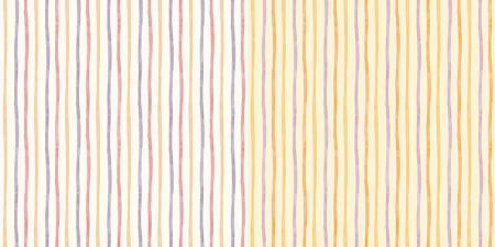 8906 Serie | Light colored striped wallpaper for kids room