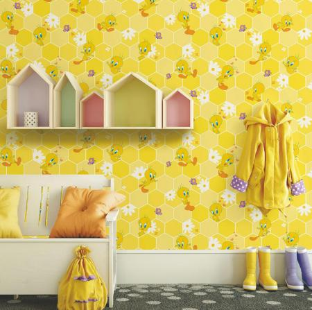 8929 Serie | Wallpaper design with Tweety bird