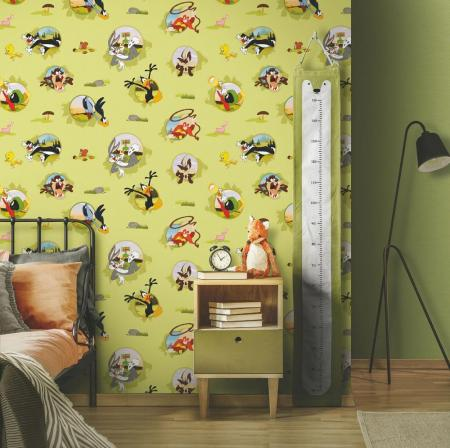 8938 Serie | Looney Tunes characters wallpaper