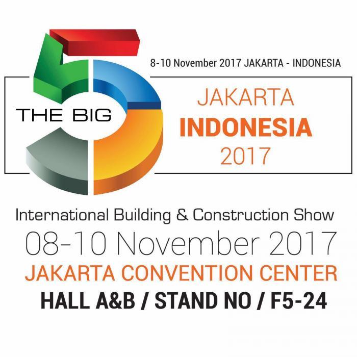 Exhibition Big5 Jakarta 2017 / 2