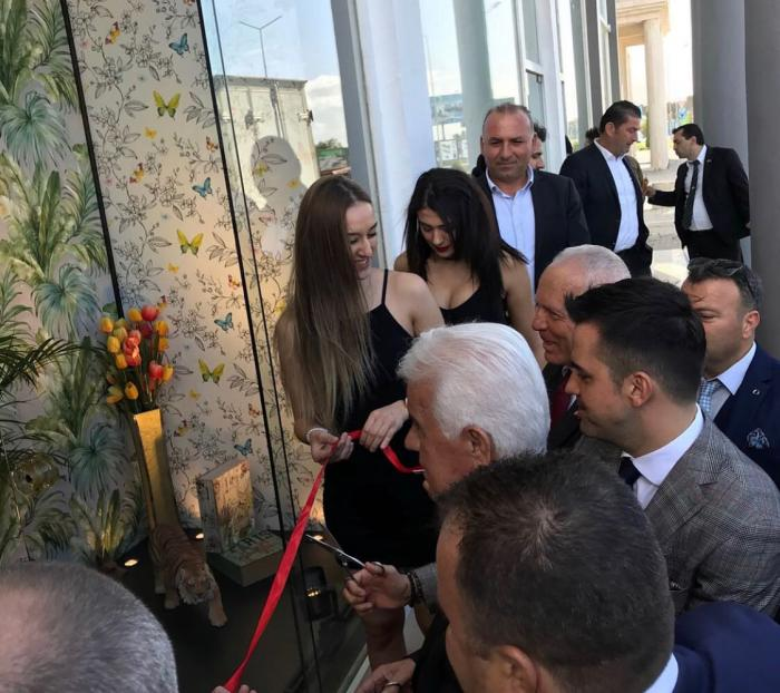 Opening Showroom at Cyprus / 2