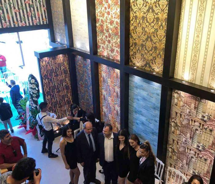 Opening Showroom at Cyprus / 3
