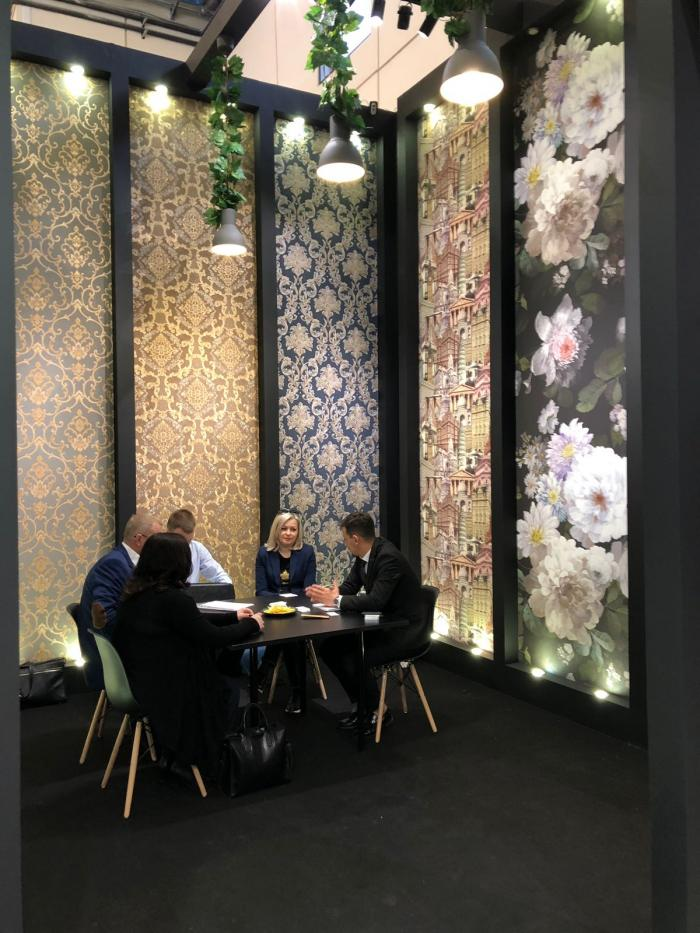 Exhibition Mosbuild 2018 / 1